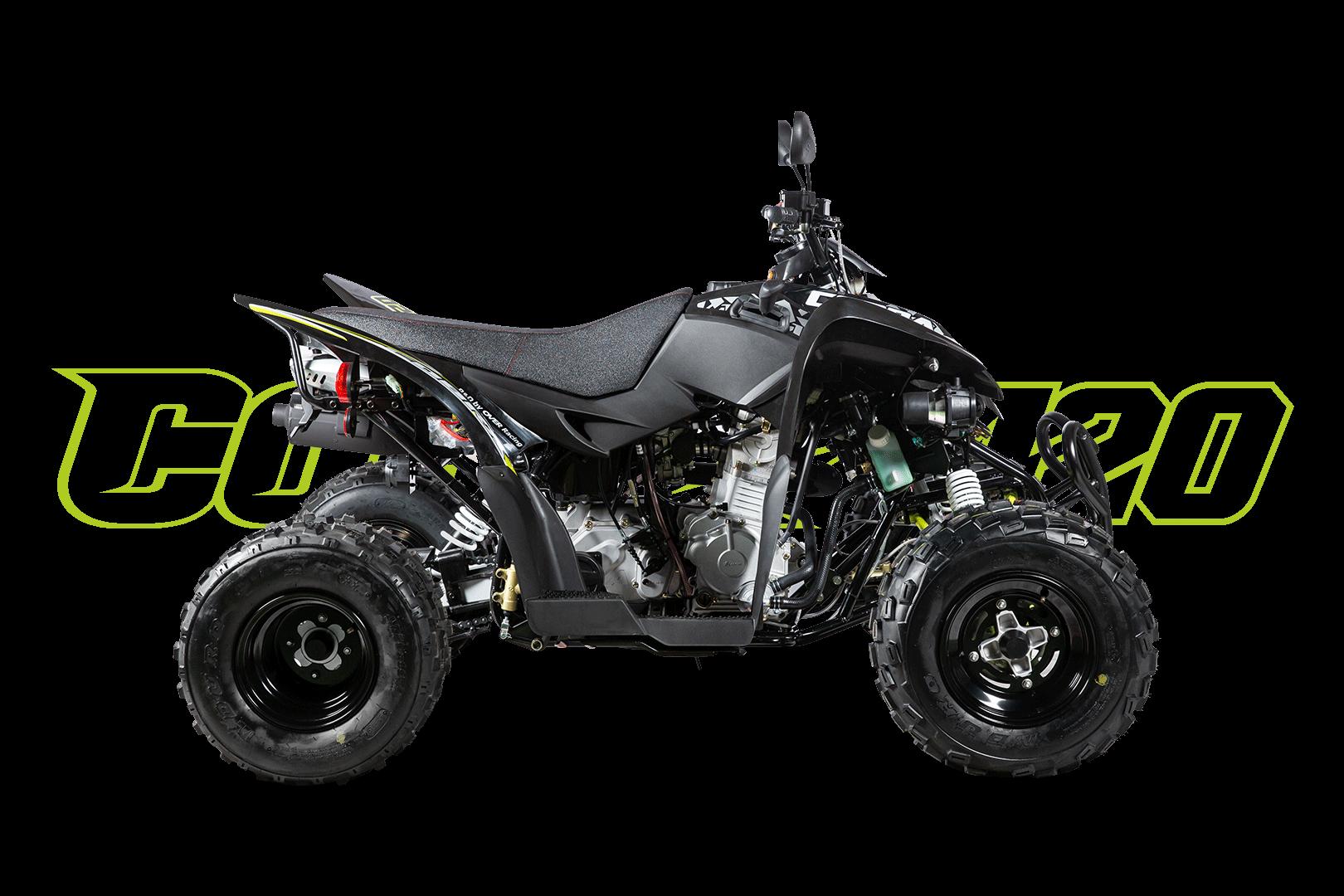 Cobra 420 SX